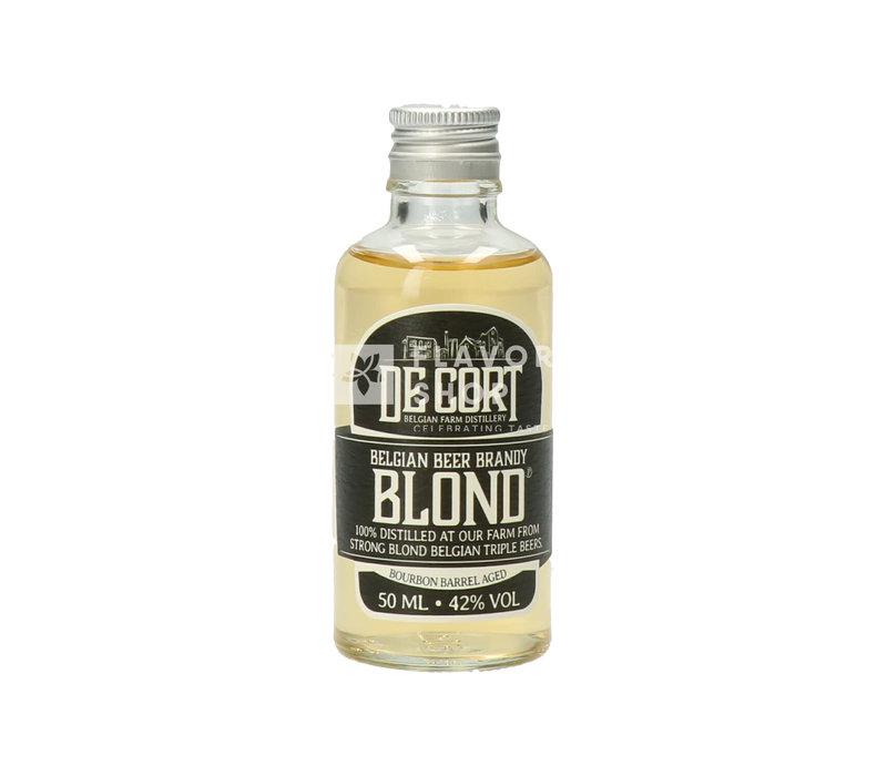 De Cort Beer Brandy Blond  - 5 cl