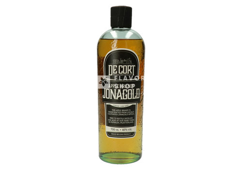 De Cort De Cort Apple Brandy Jonagold 70 cl