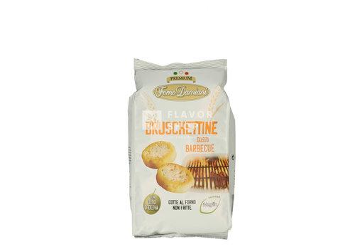 Bruschettine BBQ