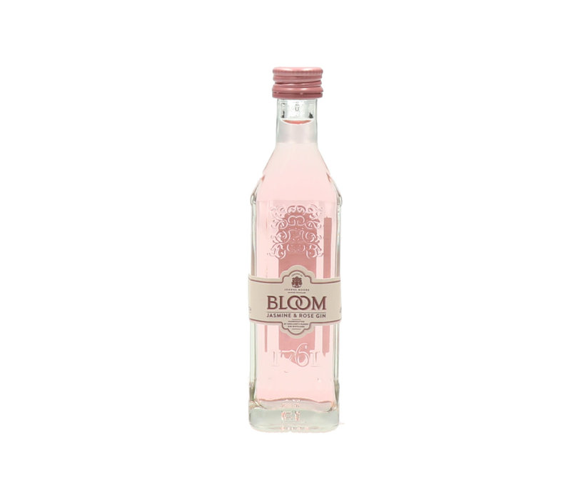 Bloom Jasmin & Rose Gin Mini 5 cl