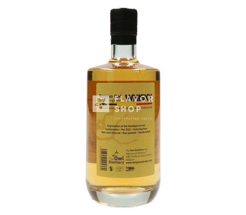 Belgian Owl whisky 3 years