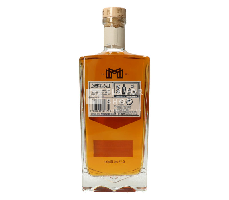 Mortlach whisky 12 years