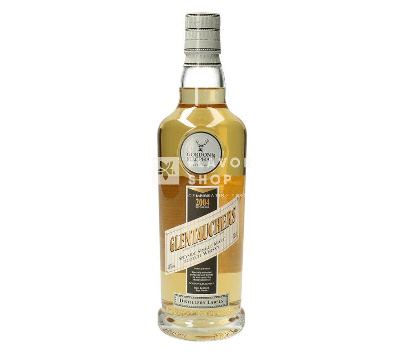 Glentauchers 2004 - Distillery Label Gordon & MacPhail