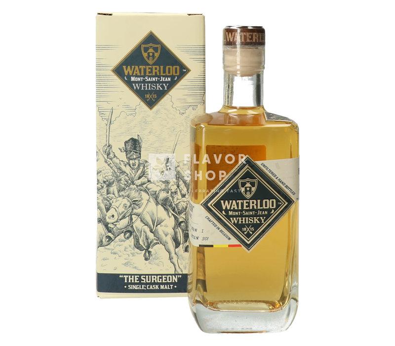 Waterloo The Surgeon Whisky 0,5 L