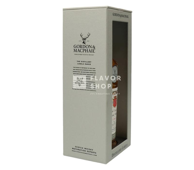Longmorn 2005 - Gordon&MacPhail Distillery Label