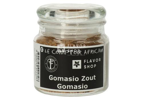 Le Comptoir Africain x Flavor Shop Sel fin Gomasio