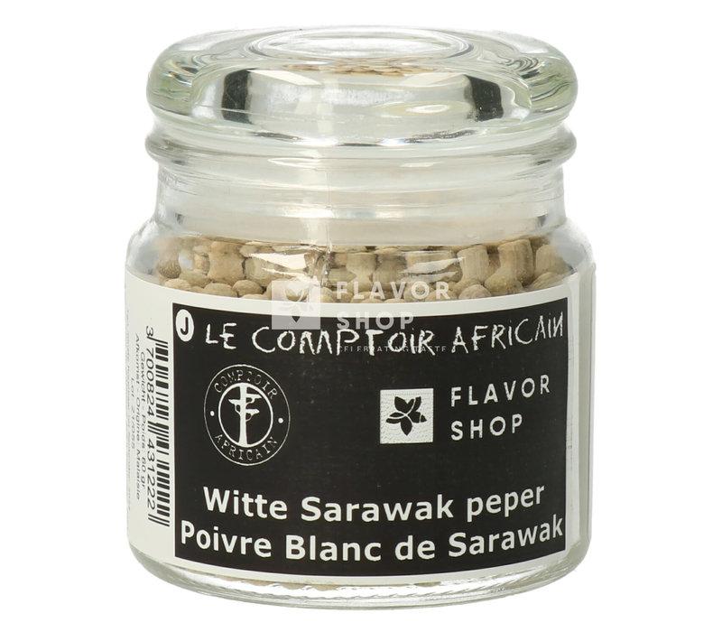 Poivre blanc de Sarawak