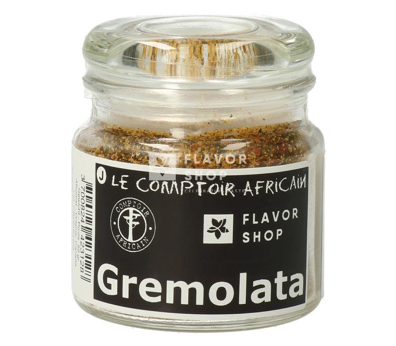 Gremolata  - Le Comptoir Africain