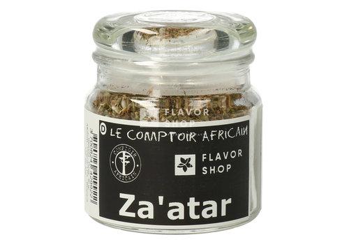 Le Comptoir Africain x Flavor Shop Zahtar