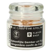 Gingembre Confit de Fidji - Le Comptoir Africain