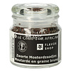 Le Comptoir Africain x Flavor Shop Mosterdzaadjes - zwart