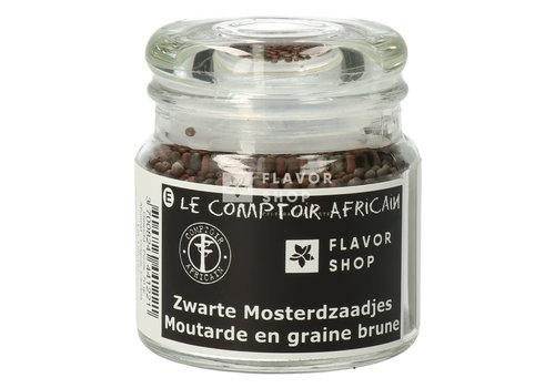 Le Comptoir Africain x Flavor Shop Graines de moutarde - noir