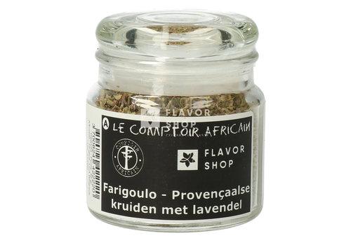 Le Comptoir Africain x Flavor Shop Farigoulo - Herbes de Provence à la lavande
