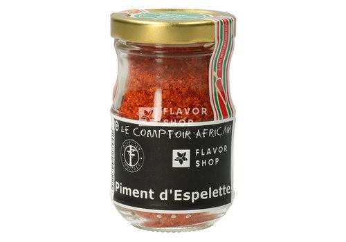 Le Comptoir Africain x Flavor Shop Piment d'Espelette A.O.C (France) BIO