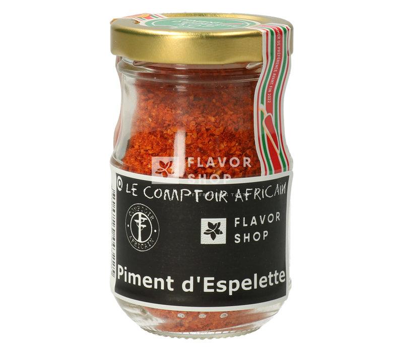 Piment d'Espelette A.O.C (Frankrijk) BIO