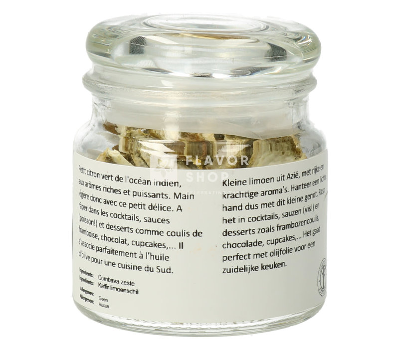 Kaffir Limoenschil - Le Comptoir Africain