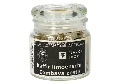Le Comptoir Africain x Flavor Shop Kaffir limoenschil