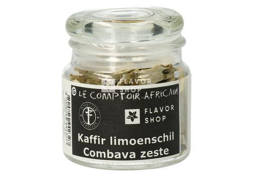 Le Comptoir Africain x Flavor Shop Zeste de lime kaffir