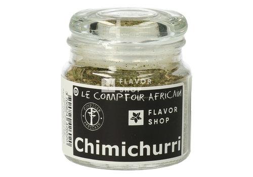 Le Comptoir Africain x Flavor Shop Epices Chimichurri