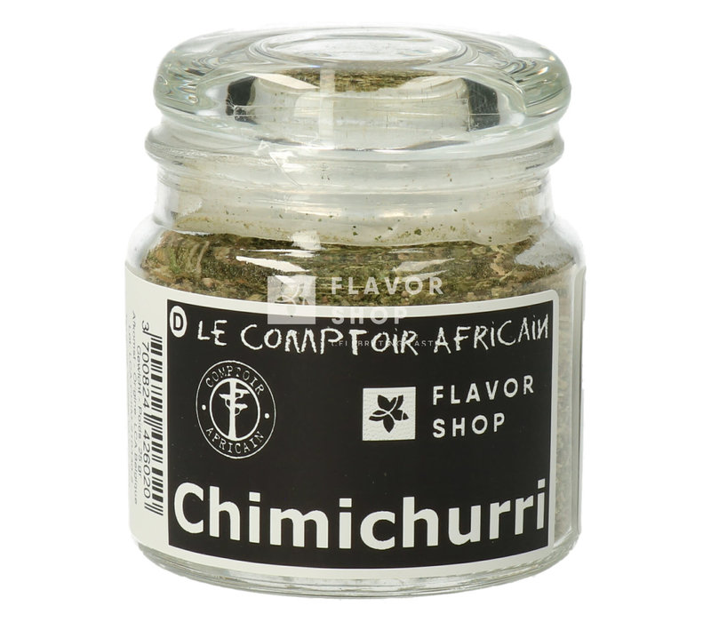 Epices Chimichurri - Le Comptoir Africain