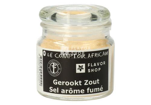 Le Comptoir Africain x Flavor Shop Sel arôme fumé