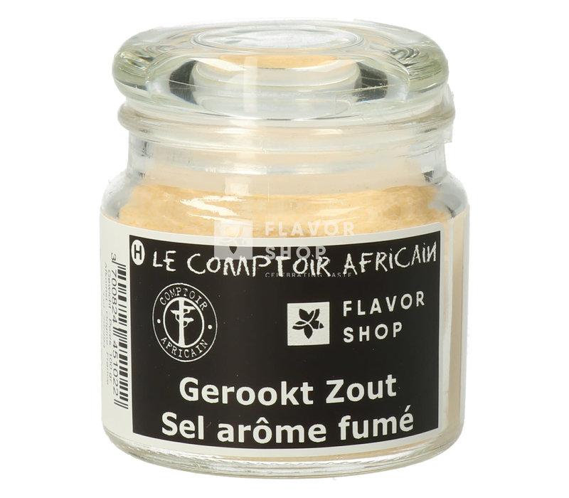 Sel arôme fumé - Le Comptoir Africain