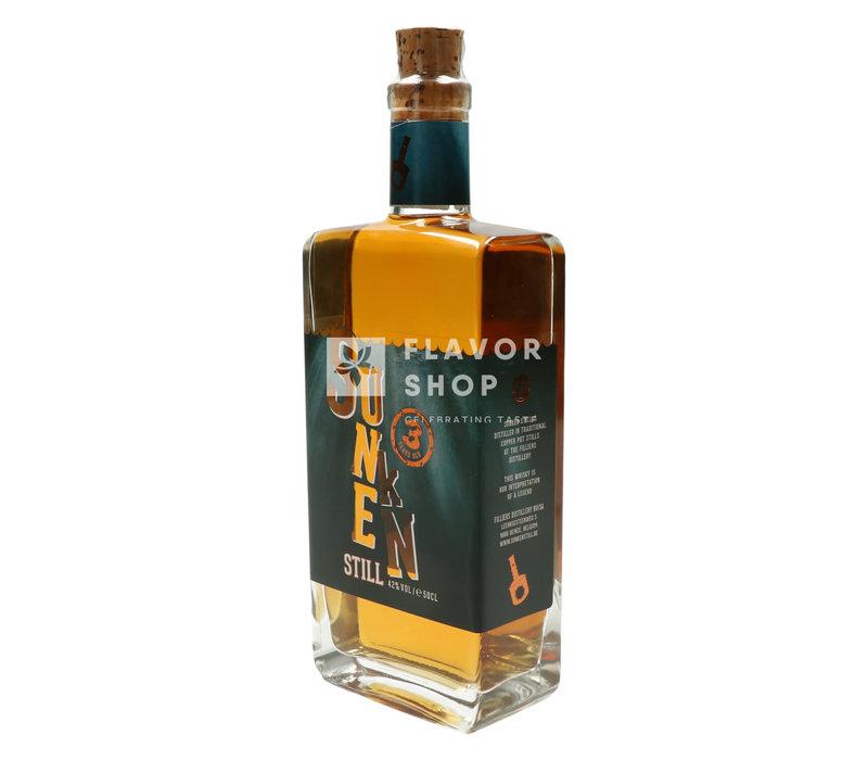 Sunken Still Belgian Rye Whisky