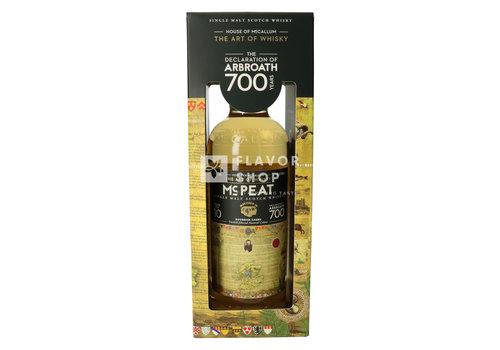 McPeat Single Malt Whisky 10Y Lagaland Islay