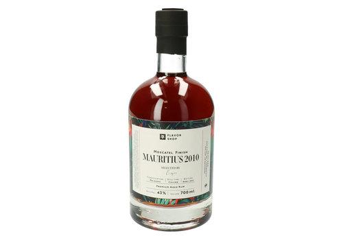 Rum Mauritius 2010 - Moscatel Finish - Flavor Shop