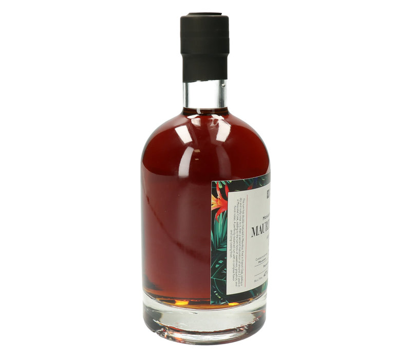 Rum Mauritius 2010 - Moscatel Finish - Selected by Birger