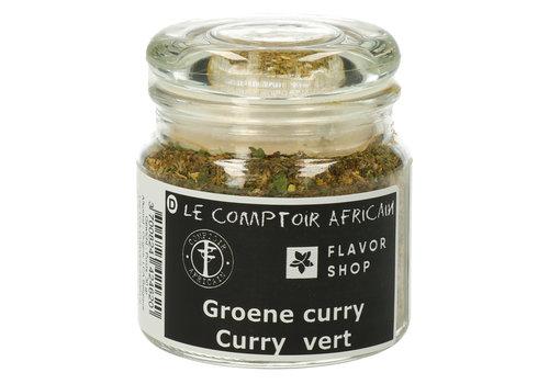 Le Comptoir Africain x Flavor Shop Curry vert Thaï