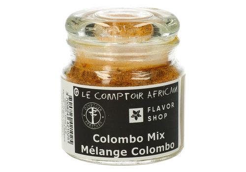 Le Comptoir Africain x Flavor Shop Curry Colombo