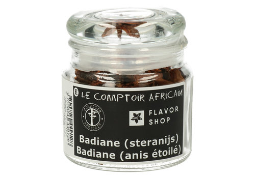 Le Comptoir Africain x Flavor Shop Steranijs of Badiane