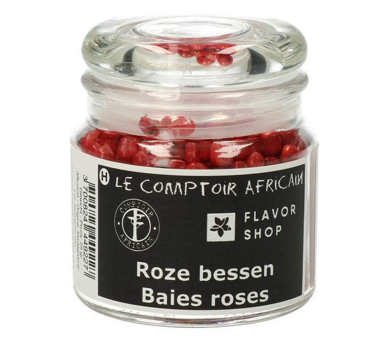 Poivre rose - baies entières
