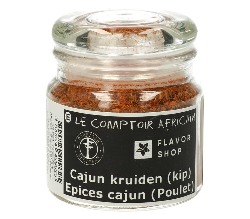 Cajun kruiden - Kip