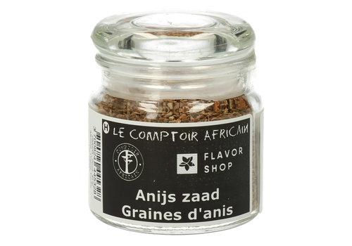 Le Comptoir Africain x Flavor Shop Anijszaad