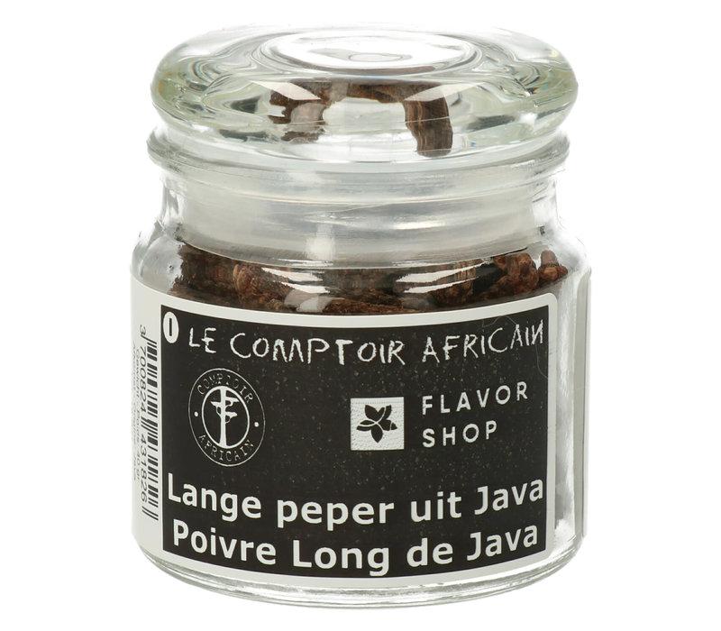 Lange Java peper