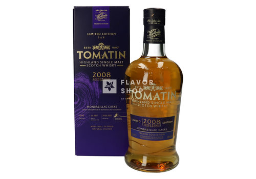 Tomatin Tomatin Whisky - French Collection Monbazillac