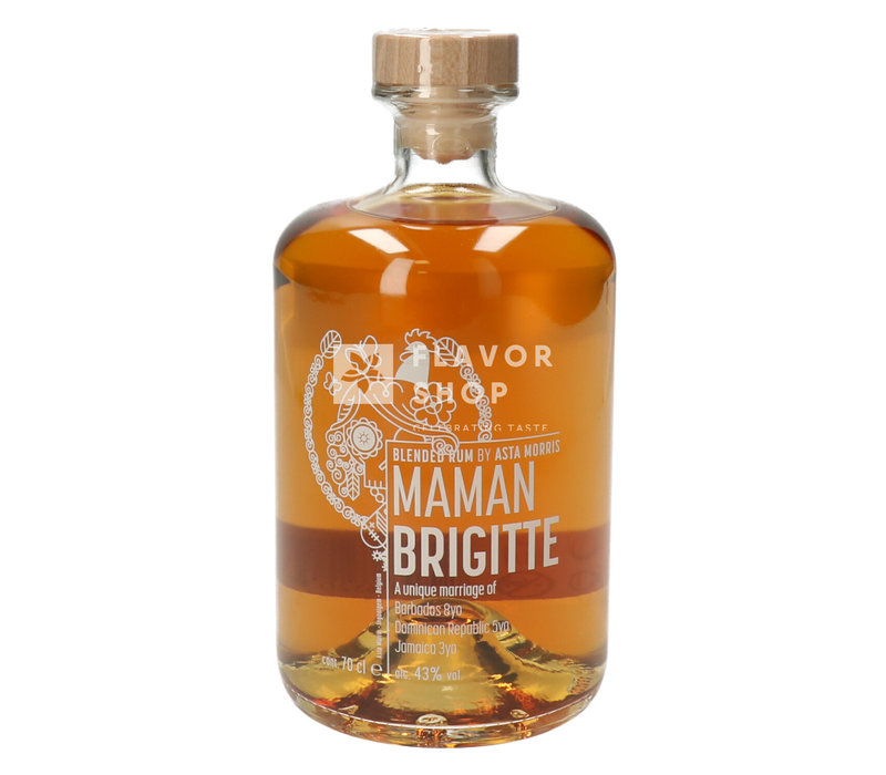 Maman Brigitte Blended Rum