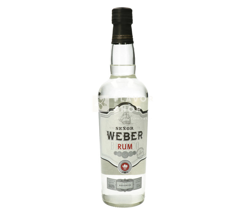 Rum Senor Weber Silver 70 cl