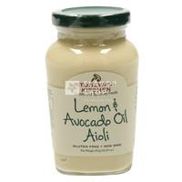 Lemon & Avocado oil Aioli