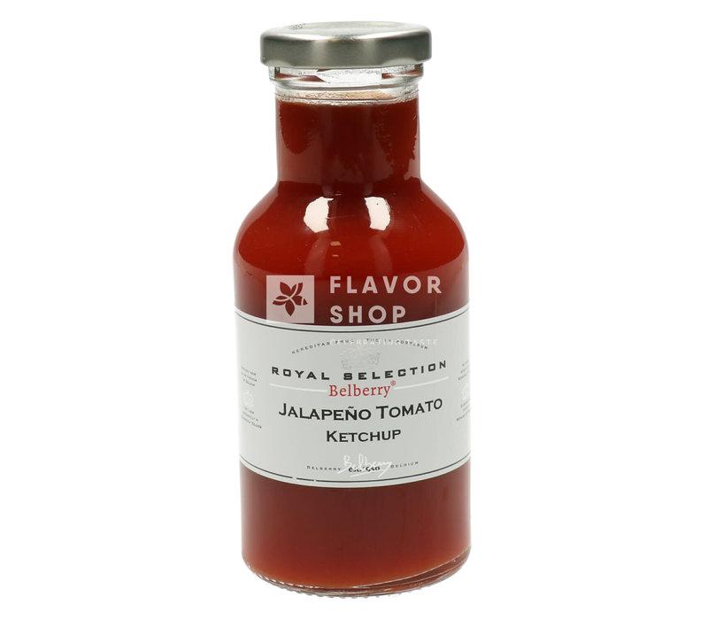 Ketchup Jalapeno tomato 25 cl