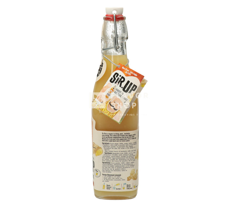 Sir.up Spicy Ginger 50 cl