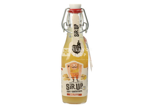 Mome Sir.up Spicy Ginger 25 cl