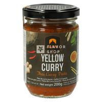 Pâte de curry jaune en sachet 200 g