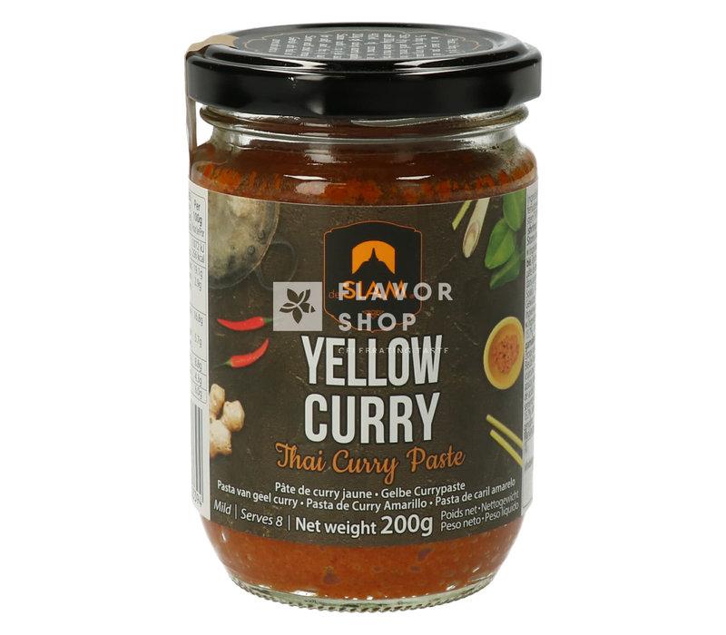 Gele curry pasta 200 g