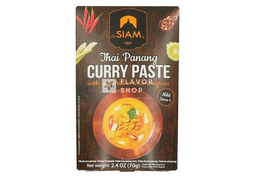 deSIAM Thai Panang Curry Pasta