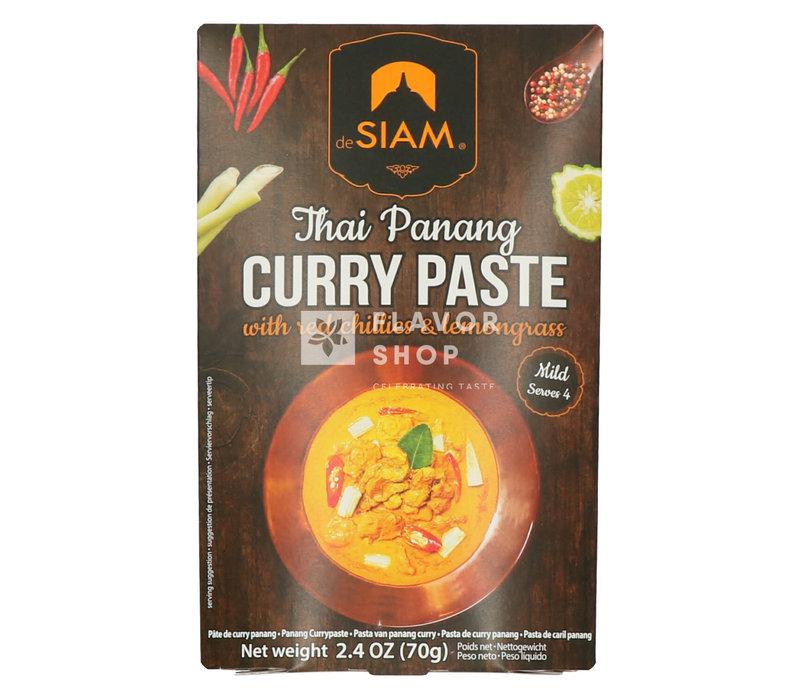 Thai Panang Curry Pasta