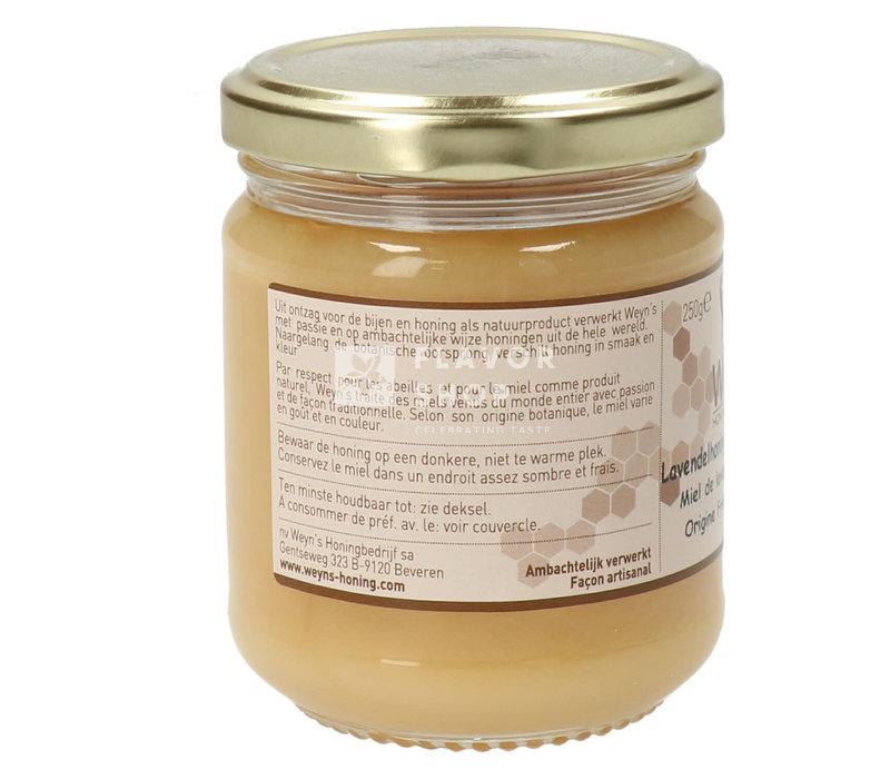 Provençaalse Lavendel Honing 250 g
