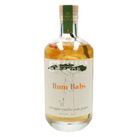 Babs au Rhum - Ananas, Vanille & Poivre Rose